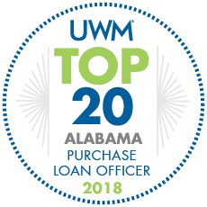 Top 20 Purchase Loan Officer in Alabama